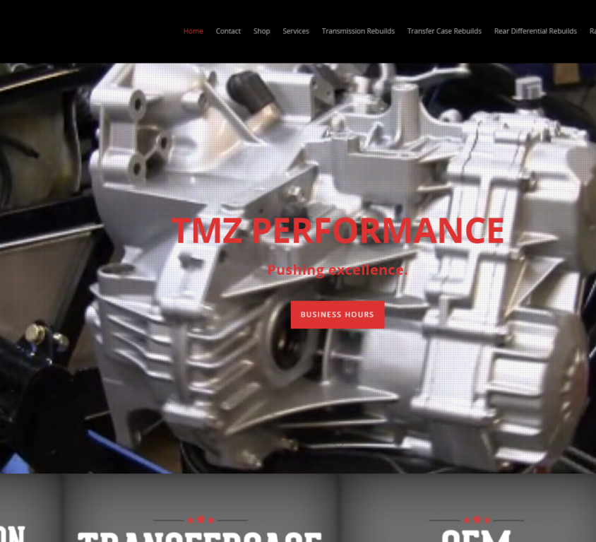 Automotive E-Commerce Website